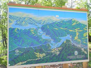 Mapa_Plitvička Jezera