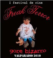 1º FESTIVAL FREAK TERROR 2010