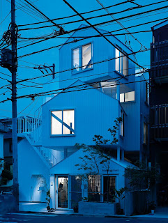 Tokio Apartamentos. Sou Fujimoto. Tokio