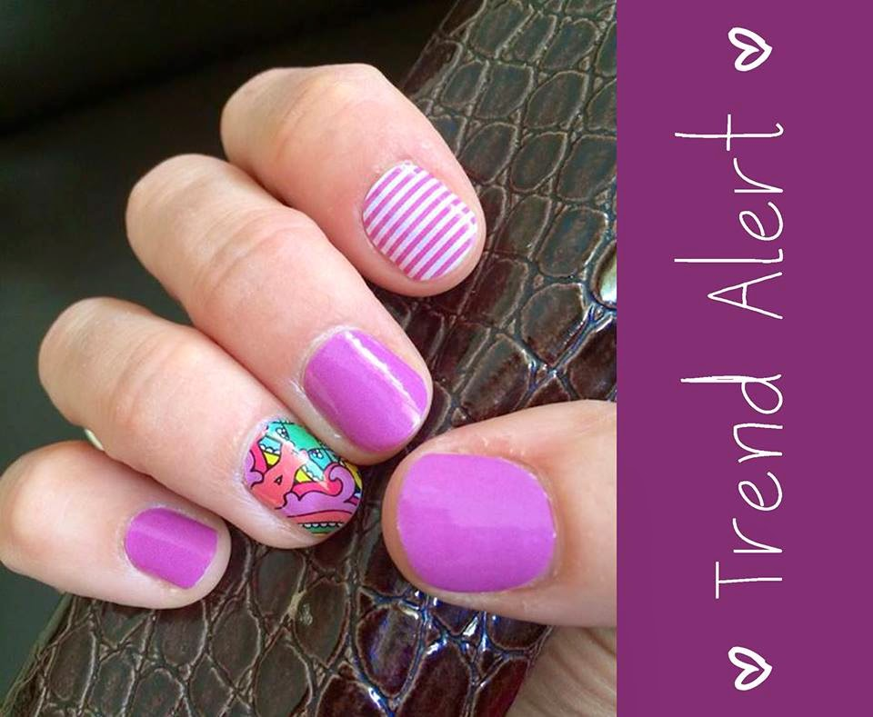 Crafty Texas Girls: The Truth about Jamberry Nails