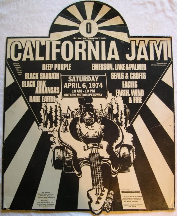 Black Sabbath California Jam 1974