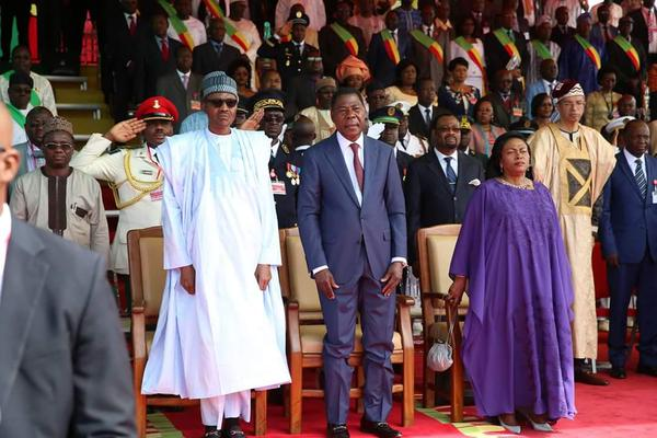 BUHARI BENIN REPUBLIC