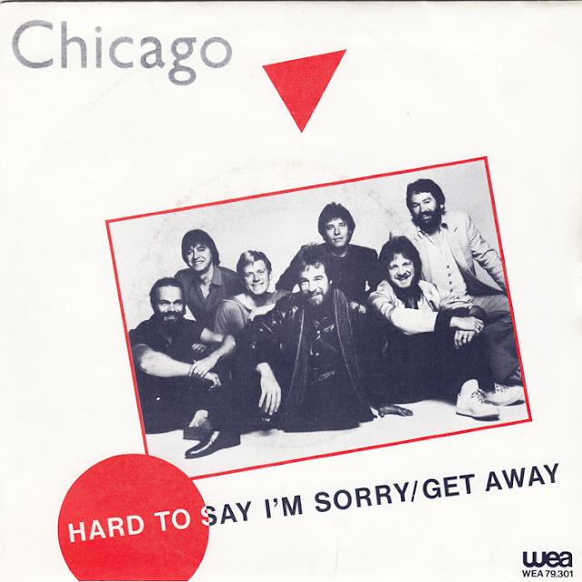Chicago - Hard To Say I'm Sorry - copertina traduzione testo video download