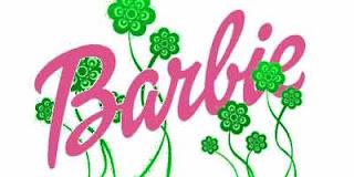 green barbie