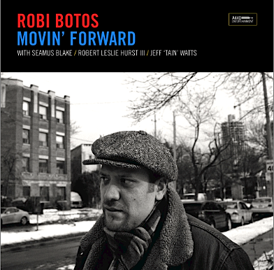 Robi Botos Quartet album release @ Jazz Bistro, March 26