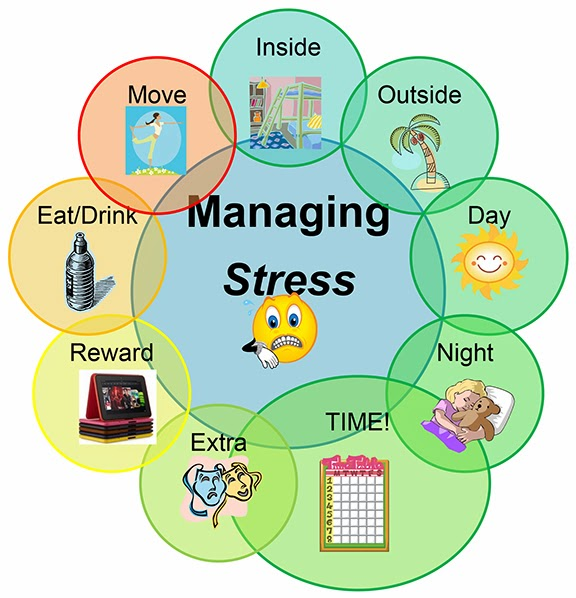 a summary on stress management First, a summary of findings from previous narrative reviews and  a critique of  recent stress management interventions for plwha is provided.