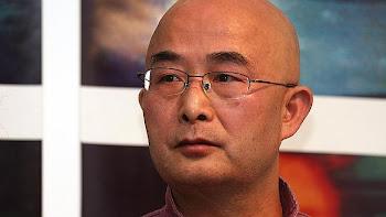 El escritor chino Liao Yiwu.