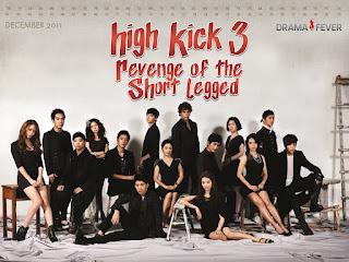 Sinopsis High Kick! 3