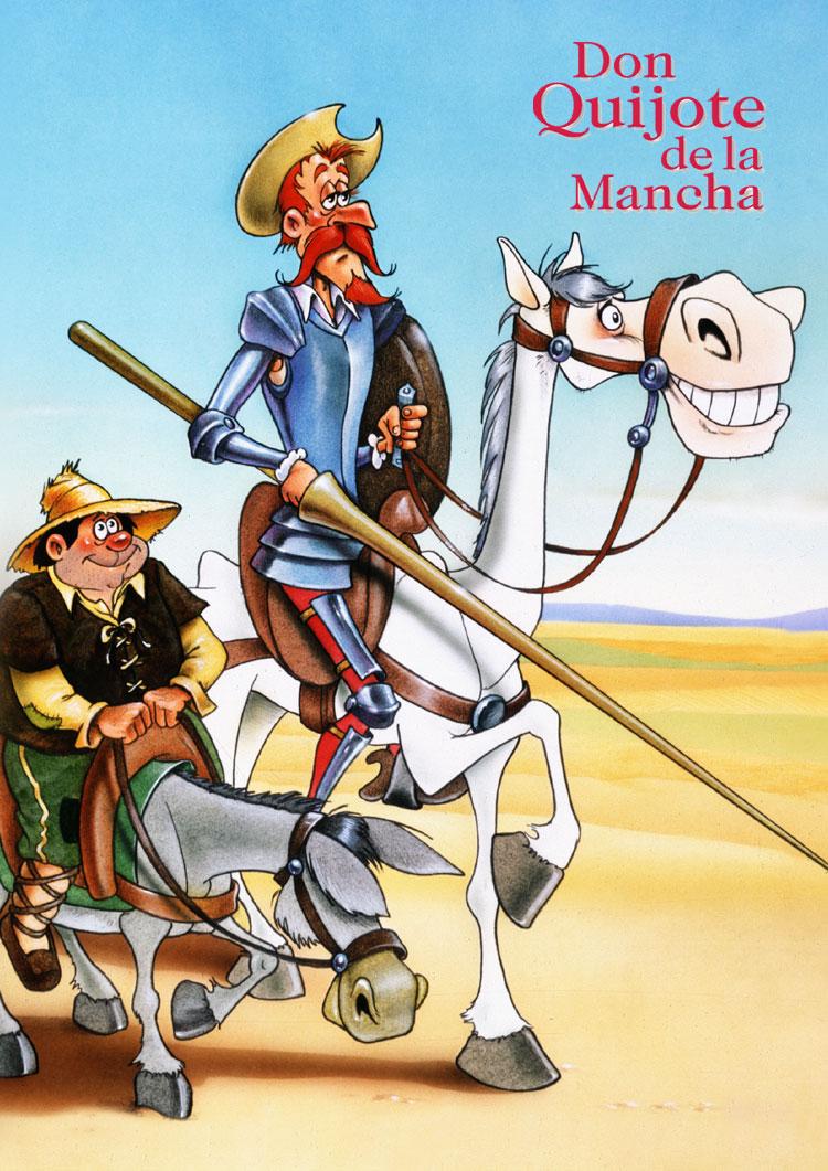 Capitulos de: Don Quijote de la Mancha