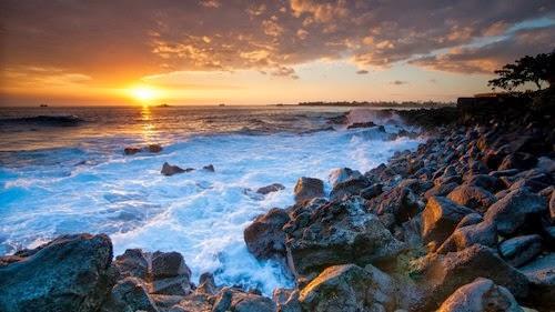 Hawaii Sunset Img