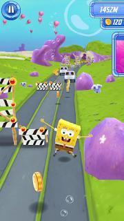 Game SpongeBob Sponge on the Run MOD APK