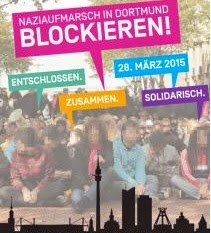 28. März - BLOCKADE  - Dortmund