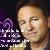 Donate to the John Ritter Foundation for Aortic Health