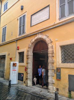 Tolentino - Palazzo Parisani Bezzi
