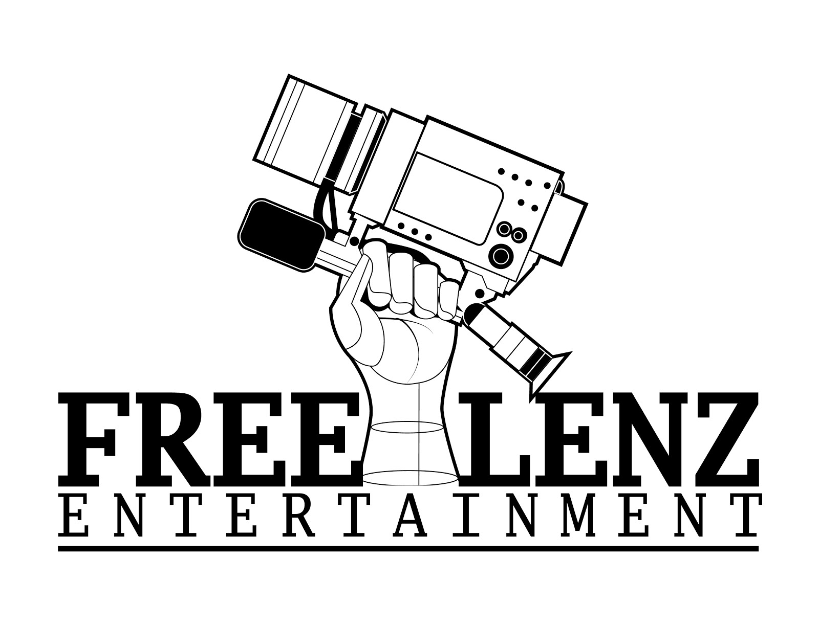 Freelenz entertainment logo