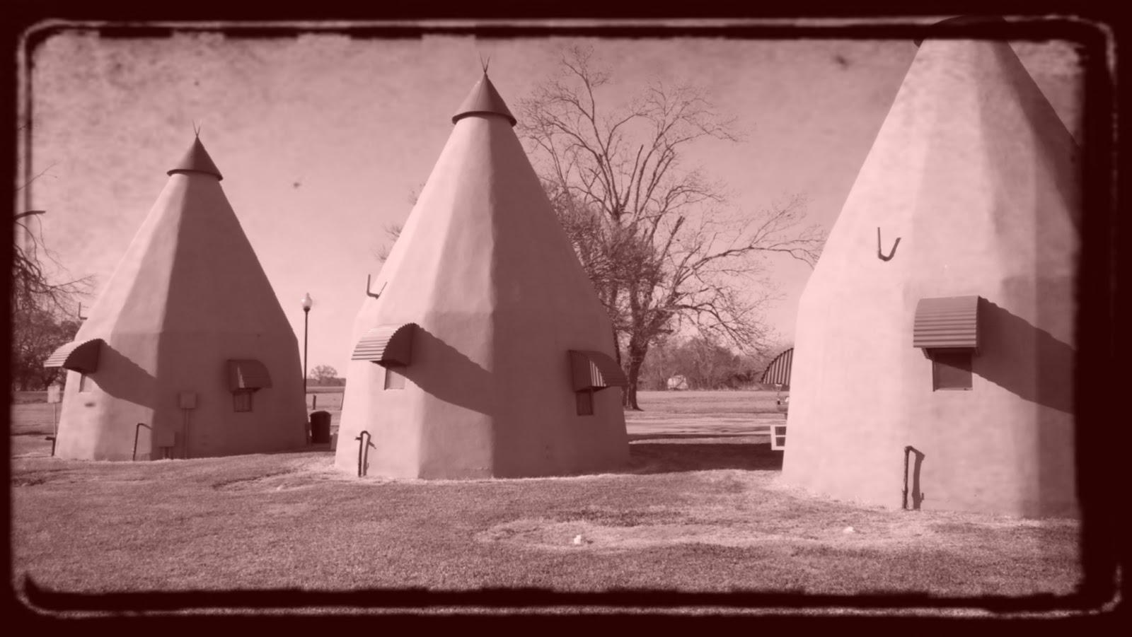 Tee Pee Motel & RV Park Wharton, TX: opiniones y
