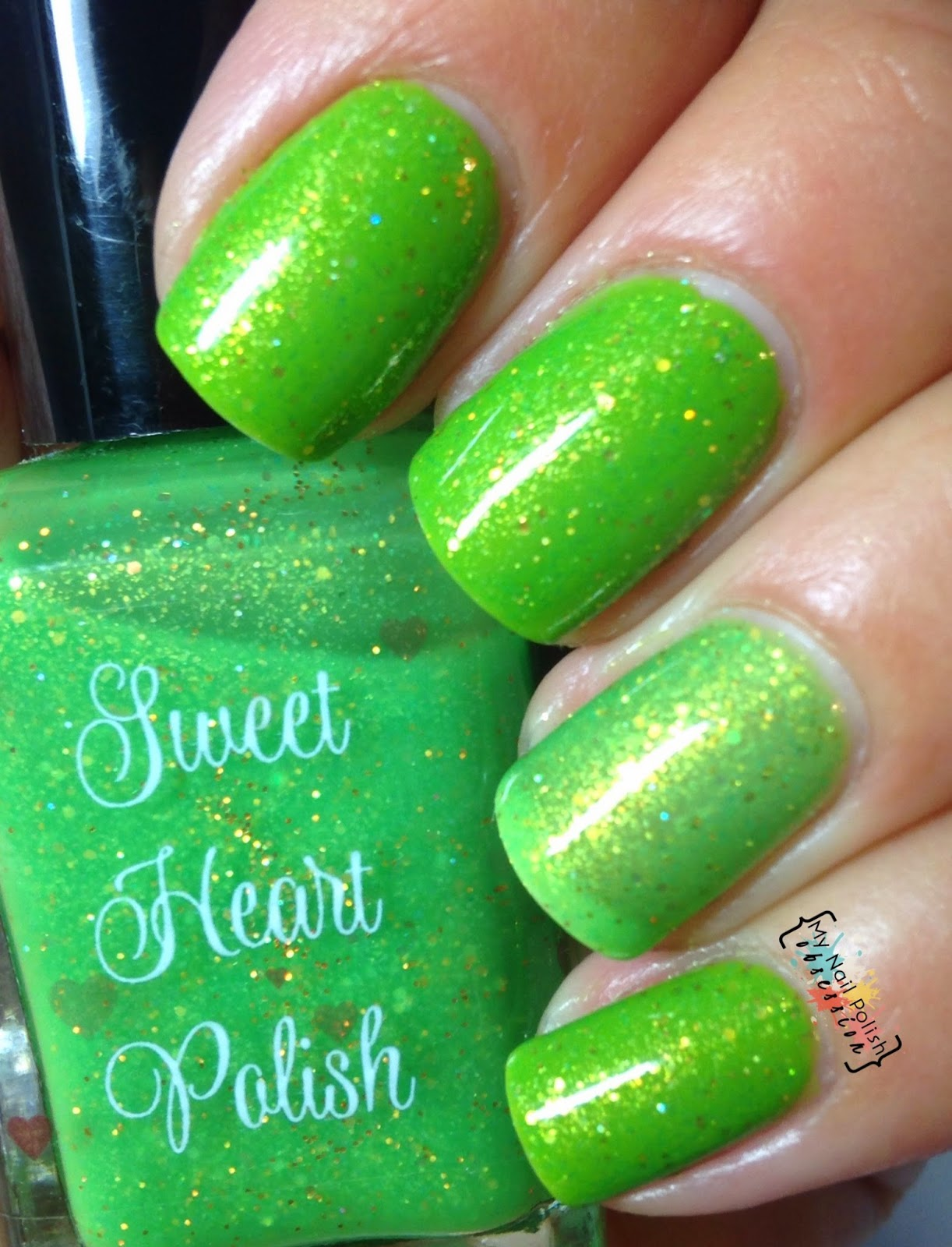 Sweet Heart Polish Oh Look, A Firefly!