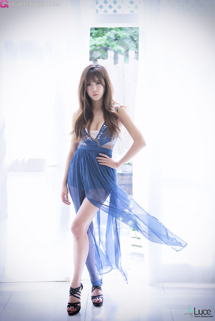 5 Lovely Heo Yoon Mi Again - very cute asian girl - girlcute4u.blogspot.com