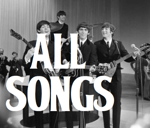 All Songs The Beatles