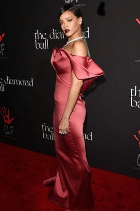 Rihanna invests in charity event