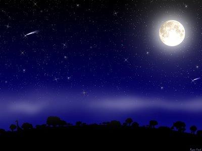 POEMAS SIDERALES ( Sol, Luna, Estrellas, Tierra, Naturaleza, Galaxias...) - Página 13 Cielo_estrellado