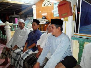 Tengku Zaihan|Kula Besut