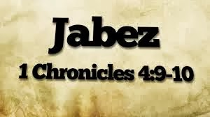 JABEZ'S PRAYER