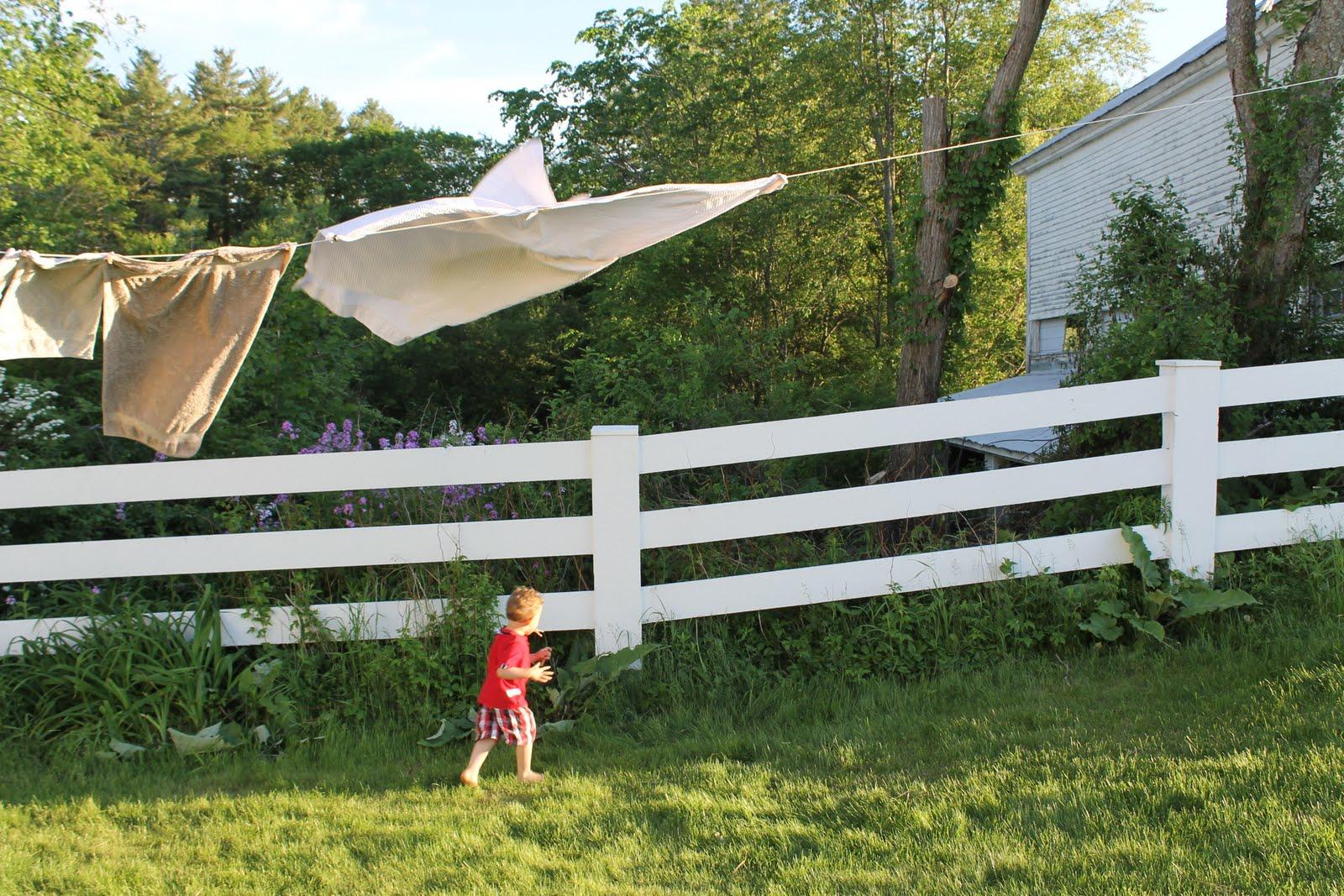 born imaginative my new clothesline