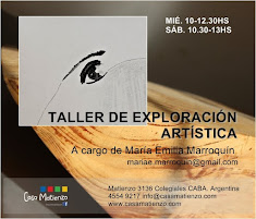 FEBRERO: TALLER de EXPLORACIÓN ARTÍSTICA
