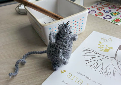 souris crochet julie adore fait main creation faite main