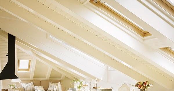 Estilo rustico los interiores de techos de tejas rusticos - Techos rusticos interiores ...