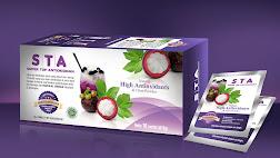 Cocok untuk mencegah Kangker, struk, diabet, asam urat , kolesterol dll
