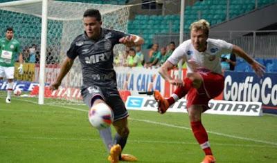 Bahia perdeu mais uma na Série B