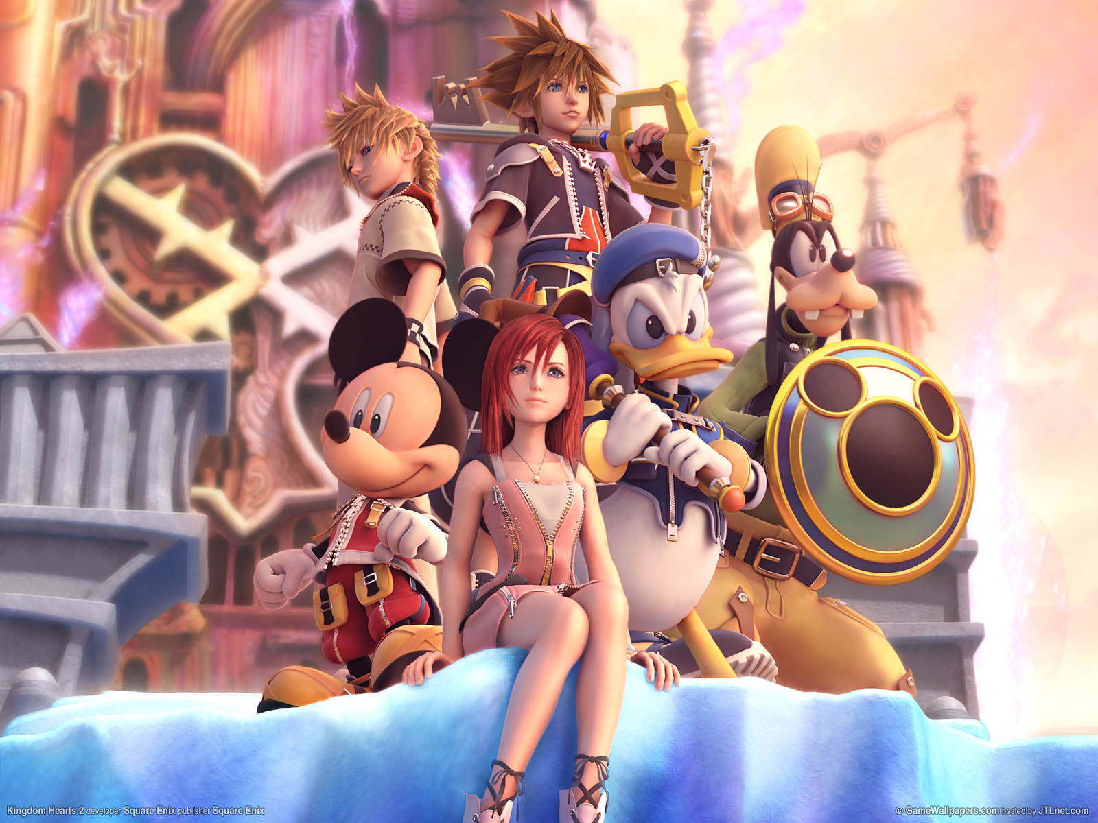 Kingdom Hearts 2 - Review (PS2)