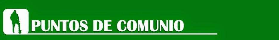 PUNTOS DE COMUNIO