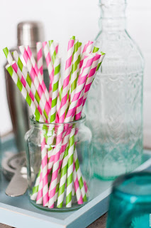 things to put in a vase, straws for party