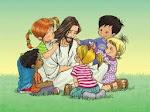 Lugar de criança é Perto de Deus