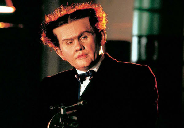 Dick tracy the movie characters