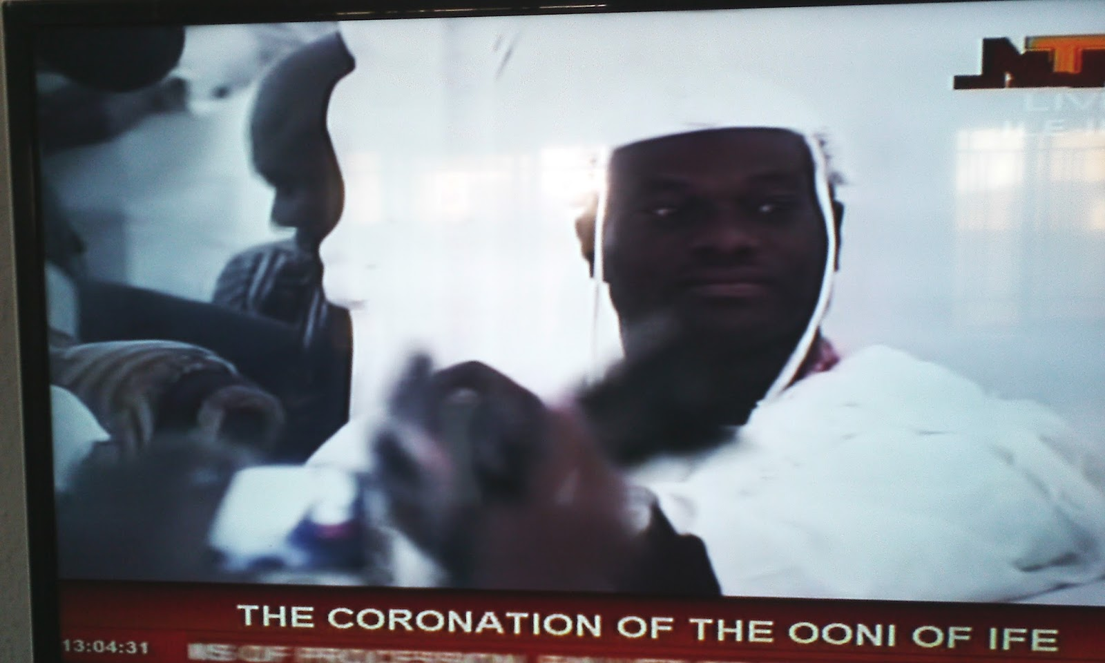 New Comment - Photos: VP Osinbajo, Aregbesola, Ambode, Sultan Of Sokoto Others Grace Coronation Of New Ooni