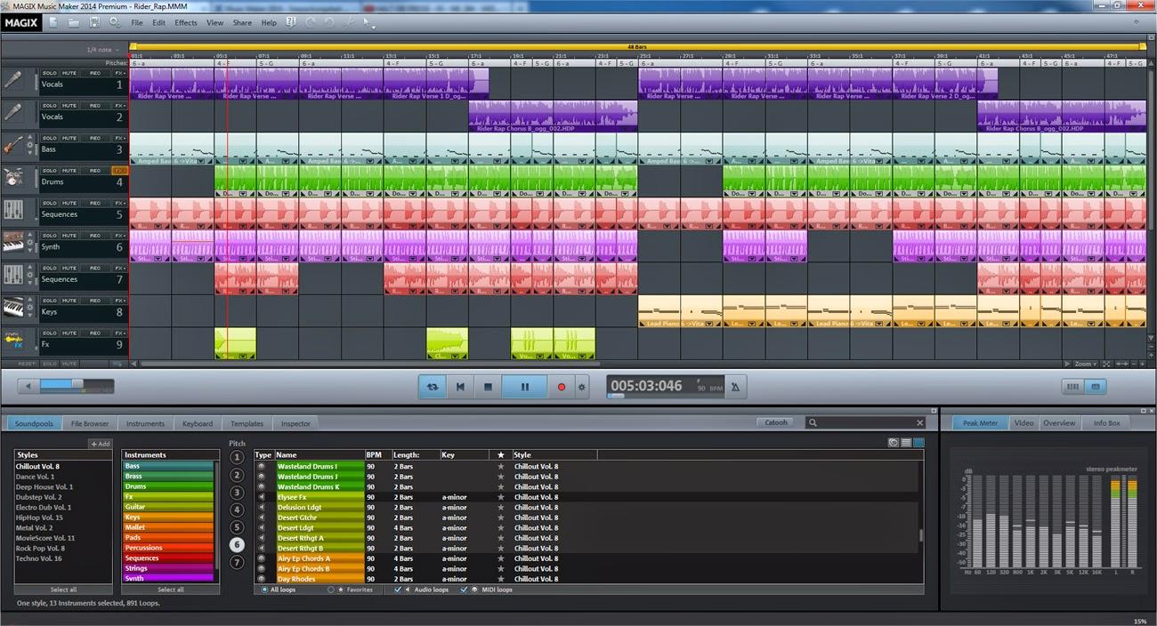 magix music maker torrent