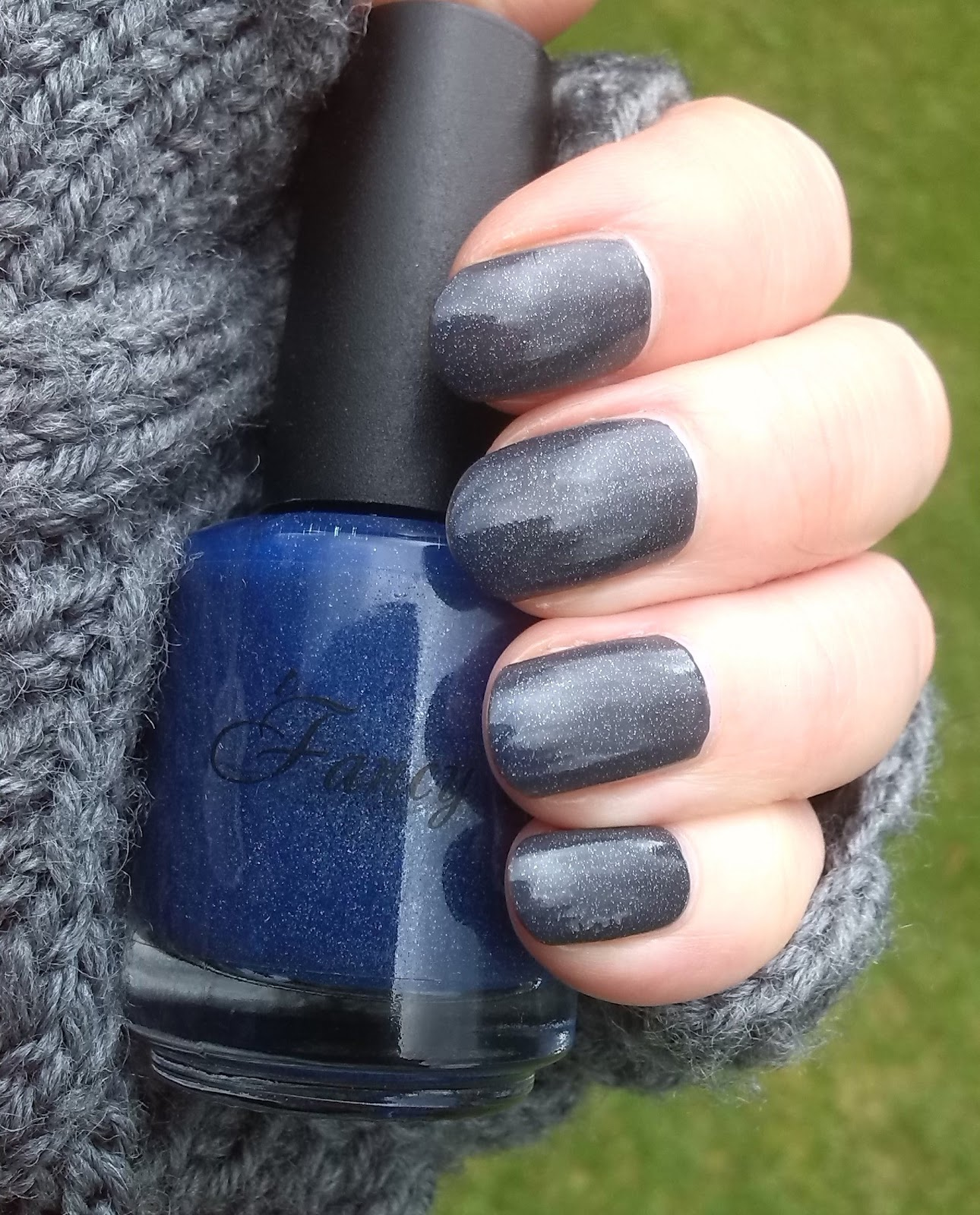 Fancy Gloss Dark Knight
