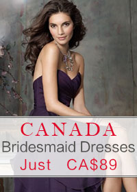 Cheap Bridesmaid Dresses Online from Ca-Dress.com