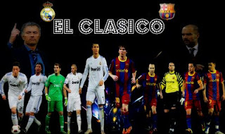 Barcelona VS Real Madrid Schedule