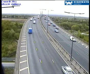 Motoring: Use the Highways Agency Live Traffic Cameras To Avoid ...