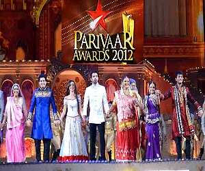 STAR Parivaar Awards 2012 Main Event