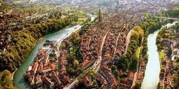 Berne-suisse-ville