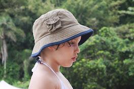 Beatriz, aqui com 5 anos...