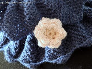 вязание крючком, вязаные украшения, вязаные цветы, снуд, снуд крючком