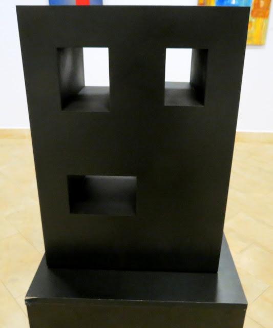 Лицемерие, Гарсиа Лаос, Представляет саморазрушение человека лицемерящего во всех аспектах жизни
