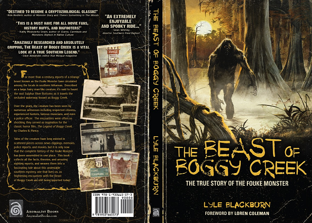 THERE'S SOMETHING IN THE WOODS...: The Beast of Boggy ... The Legend Is True Boggy Creek